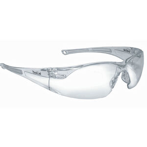 Bolle Rush Safety Glasses Clear