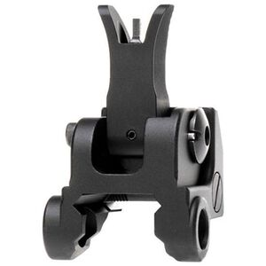 Troy Industries M4 Front Gas Block BattleSight Picatinny Aluminum Black SSIG-GBF-0MBT-00
