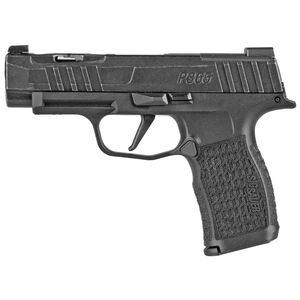 """SIG Sauer P365XL Spectre 9mm Luger Semi Auto Pistol 3.7"""" Barrel 12 Rounds X-RAY3 Day/Night Sights Distressed Finish Black"""
