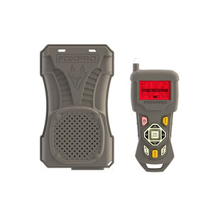 Foxpro BuckPro Digital Deer Call 8 AA and 1 9V Battery 35 Calls Tan