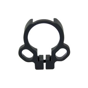TacFire AR-15 Clamp-On Ambidextrous Buffer Tube Quick Detach Sling Mount Aluminum Black MAR035