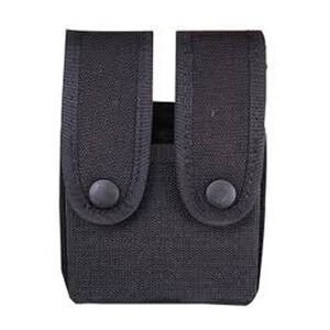 Uncle Mike's Cordura Case Black Double Stack Mags