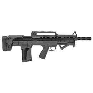 "Garaysar FEAR-104 12 Gauge Semi Automatic Bullpup Shotgun 19.7"" Barrel 3"" Chamber 5 Rounds Fixed Synthetic Stock Matte Black Finish"