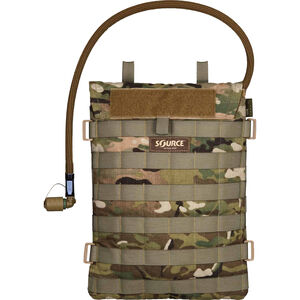 Source Tactical Razor 3 Liter Hydration Pack, Nylon, Multicam, MOLLE Compatible