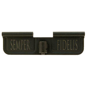 Spike's Tactical AR15 Ejection Port Door Cover Semper Fidelis