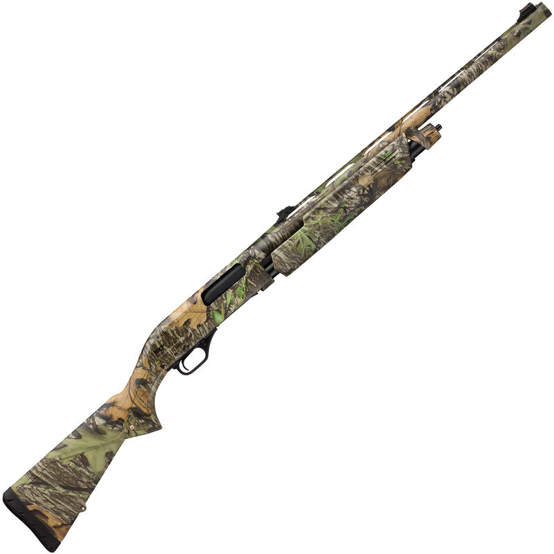 "Winchester SXP Turkey Hunter 20 Gauge Pump Action Shotgun 5 Rounds 3"" Chamber 24"" Barrel Composite Stock Mossy Oak Obsession Camo"
