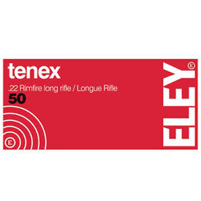 Eley Tenex Pistol .22 LR 40 Grain RN 50 Round Box