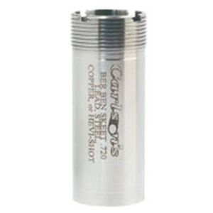 Carlson's 20 Gauge Beretta and Benelli Mobil Flush Mount Choke Tube Improved Cylinder 17-4 Stainless Steel 10613