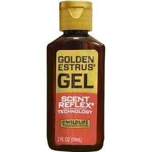 Wildlife Research Center Deer Lure Golden Estrus Gel with Scent Reflex 2fl Oz