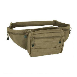 Voodoo Tactical Hide-A-Weapon Fanny Pack Nylon Coyote