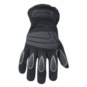 Ringers Gloves Extrication Short Cuff Glove 2X Large Black