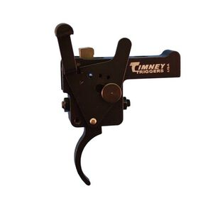 Timney Rifle Trigger for Weatherby Vanguard and Howa 1500 1.5 to 4 LBS of Adjustable Trigger Pull Black 611