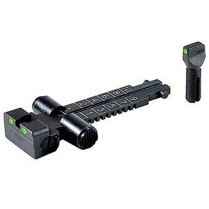 Mako Meprolight Tru-Dot AKM Rifle Night Sights Windage Adjustable ML33115
