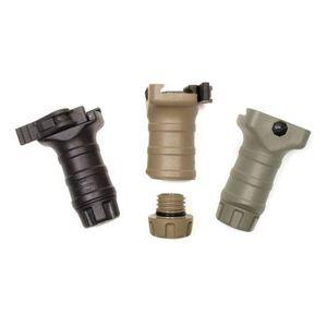 TangoDown AR-15 BattleGrip QD Short Vertical Grip Polymer Dark Earth BGV-QDKFDE