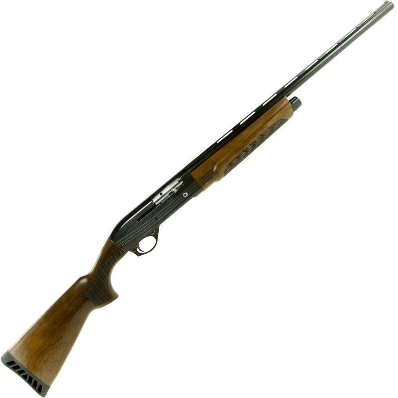"Hatfield SAS 12 Semi-Auto 12-Gauge Shotgun, 28"" Barrel, 4 Rounds, Black/Walnut"