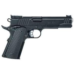 "Remington 1911R1 Limited Semi Auto Pistol 40 S&W 5"" Barrel 8 Rounds Adjustable Sights G10 Grips Black"