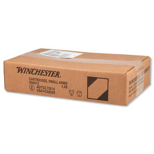 "Winchester Super X, 20 Gauge Ammunition 15 Rounds, 2.75"" oz. Rifled Slug"