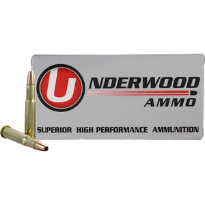 Underwood Ammo .30-30 Win 20 Round Box 140 Grain Controlled Chaos Lead Free 2400 fps