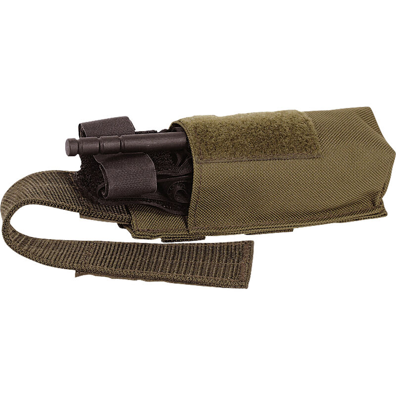 Voodoo Tactical MOLLE Tourniquet Pouch Nylon Coyote 20-006207000