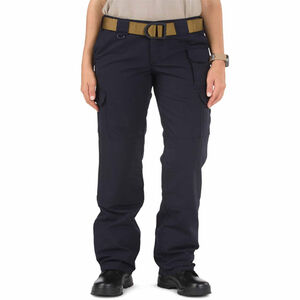 5.11 Tactical Women's New Fit Tac Pant Fire Navy 16R