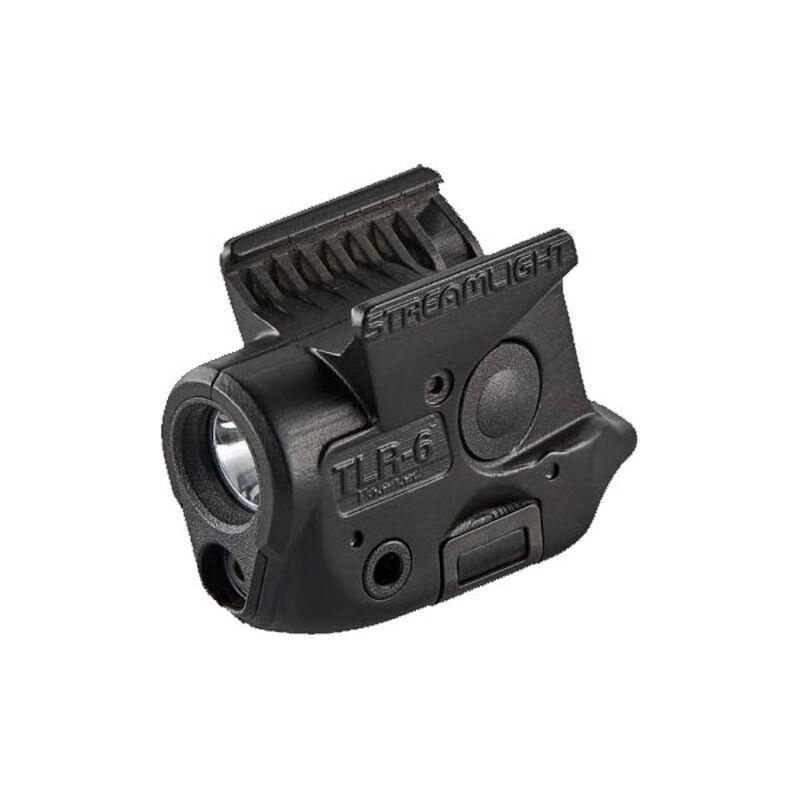 Streamlight TLR-6 Light/Laser for Sig P365, 100 Lumens Polymer Black