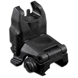 MagPul MBUS Gen II AR-15 Front Flip Up Sight Polymer Black MAG247BLK