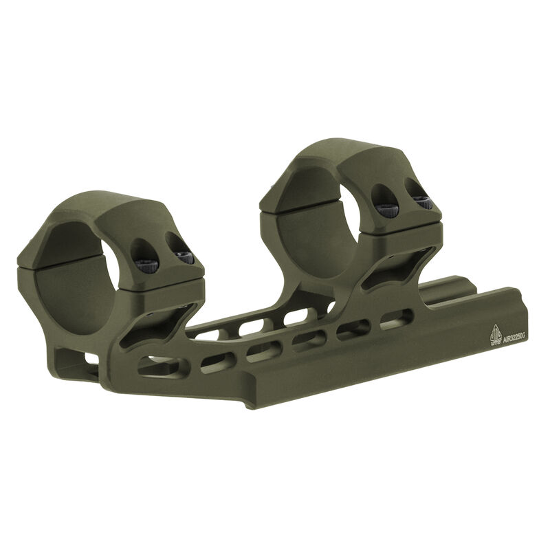 UTG ACCU-SYNC 30mm High Profile 50mm Offset Pic. Rings, ODG