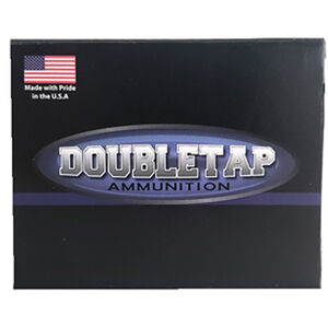 DoubleTap Controlled Expansion 10mm Auto Ammunition 200 Grain Controlled Expansion JHP Projectile 1258 fps