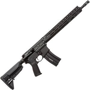 """Bravo Company USA RECCE-14 MCMR AR-15 Semi Auto Rifle 5.56 NATO 16.1"""" Barrel 30 Rounds M-LOK Handguard BCM Collapsible Stock Black"""