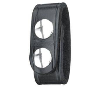 4-Pack Belt Keepers, Double Snap -