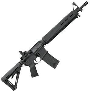 "Bushmaster MOE Dissipator AR-15 Semi Auto Rifle .223 Rem/5.56 NATO 16"" Barrel 30 Rounds Synthetic Stock Black Finish 90829"