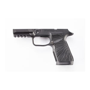Wilson Combat Grip Module WCP320 Carry No Manual Safety Polymer Black