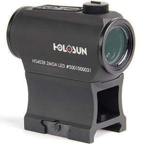 Holosun HS403B Red Dot Sight 2 MOA Red Dot Reticle