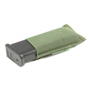 Blue Force Gear Single Ten-Speed Single Pistol Mag Pouch  OD Green HW-TSP-PISTOL-1-OD