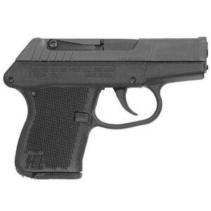 "Kel-Tec P-3AT Semi-Automatic Pistol .380 Auto 2.75"" Barrel 6 Rounds Parkerized Slide Black Polymer Frame"