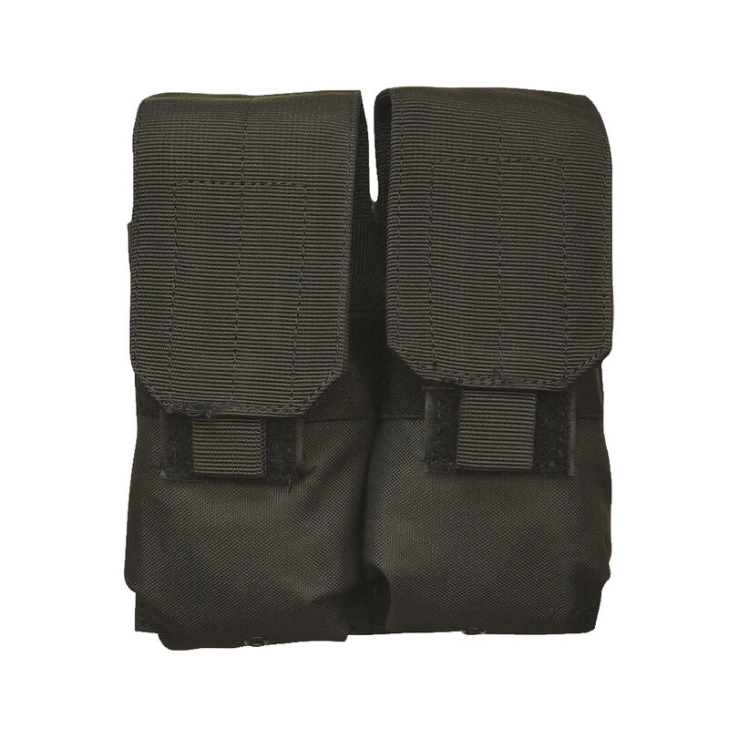 5ive Star Gear ARDP-5S M14/M16 Double Mag Pouch MOLLE Compatible Black