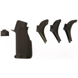 Bravo Company USA AR-15 BCMGUNFIGHTER Grip Mod 2 Modular Back Straps Polymer Black BCM-GFG-MOD-2-BLK