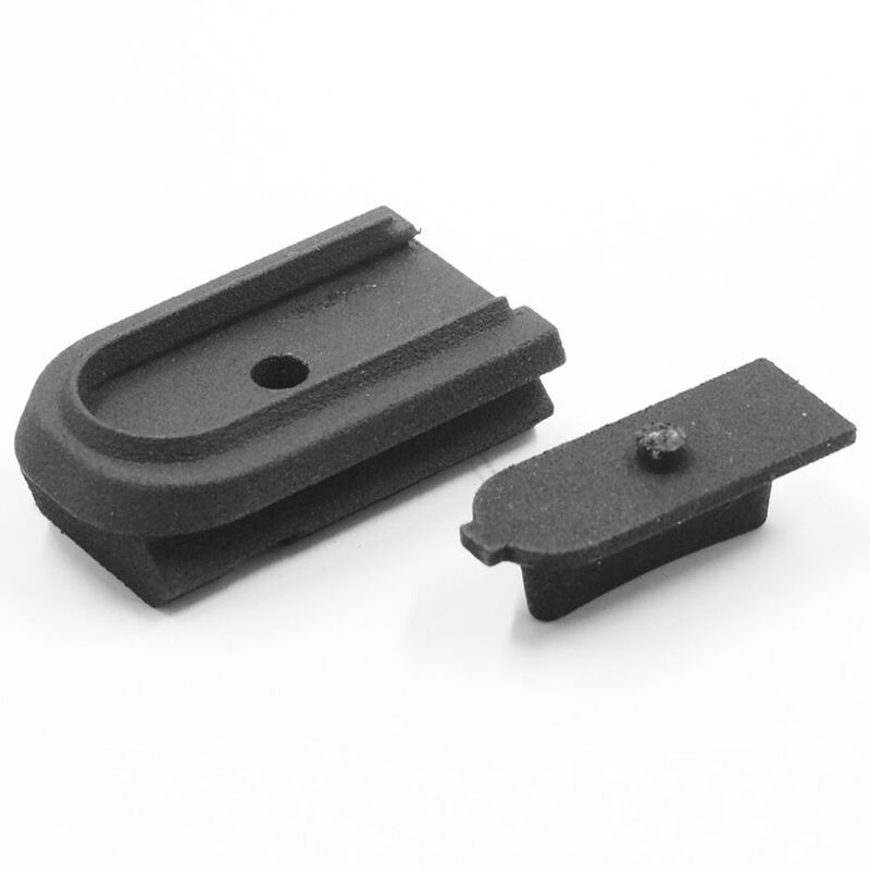 MantisX Magazine Floor Plate Rail Adaptor for Springfield XD-S Magazine