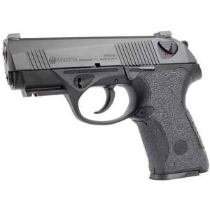 "Beretta PX4 Compact Carry Semi Auto Pistol 9mm 3.2"" Barrel 15 Rounds Polymer Frame Black/Grey"