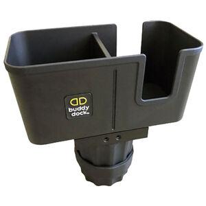 Bino Gear Buddy Dock Accessory Cup Holder Multi-Use Black
