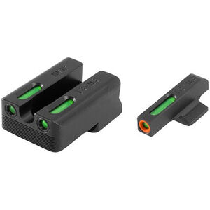 "TRUGLO TFX Pro Tritium 3-Dot Night Sights for 1911 5"" Government/Ruger SR1911 TG13NV1PC"