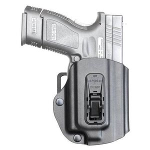 Viridian TacLoc Laser Ready Holster for Springfield XD/XD(M) with X5L Laser Attached Right Hand Kydex Black Finish 950-0017