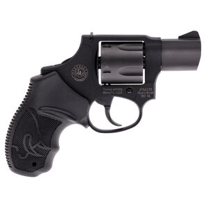 """Taurus 380 Ultralite Double Action Only Mini Revolver .380 ACP 1.75"""" Barrel 5 Rounds Fixed Front Sight/Adjustable Rear Soft Rubber Grips Black Oxide Finish"""