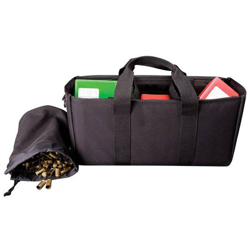 5.11 Tactical Range Ready Bag All Weather 600D Nylon YKK Zippers Black 59049-019