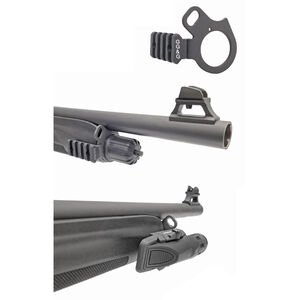 GG&G Beretta 1301 Tactical Sling and Flashlight Attachment Left Handed Black