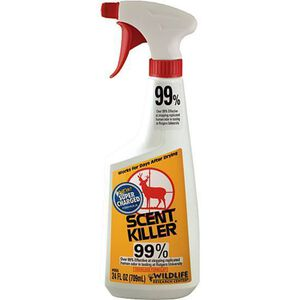 Wildlife Research Scent Killer 24 oz. Spray Bottle