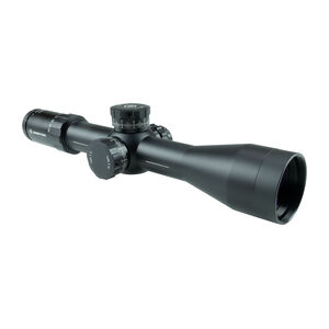 Crimson Trace 5-Series Tactical Rifle Scope 34mm Tube 3-18x 50mm 1/10 MIL Adjustments First Focal Zero Stop Side Focus Illuminated MR1-Mil Reticle Matte CTL-5318