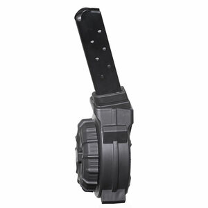 ProMag S&W Shield 9mm Luger 30 Round Drum Magazine Black Polymer DRM-A31