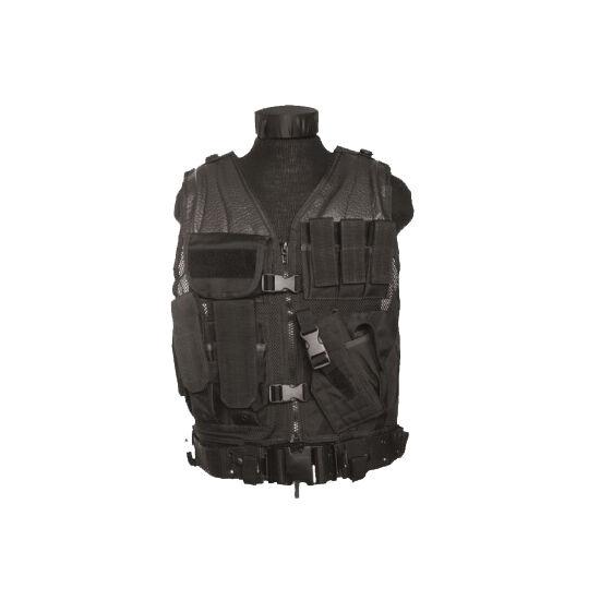 Tec Usmc Belt With 10720002 Vest Black Combat Mil fbYyv7gI6