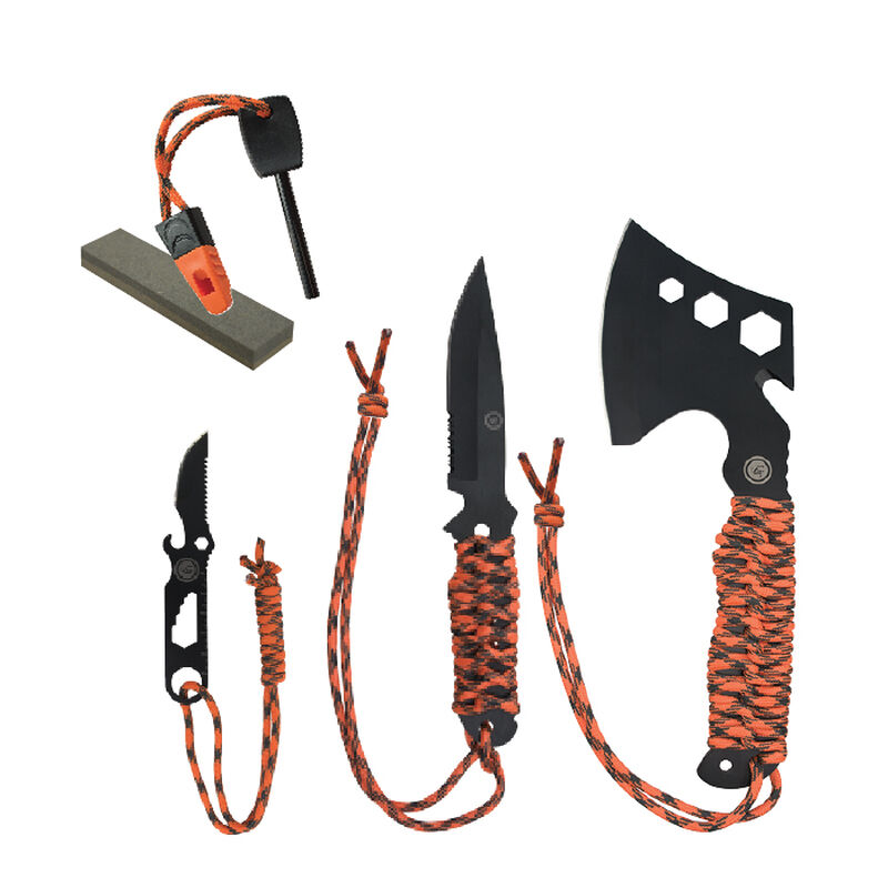Ultimate Survival Technologies Woodlands Tool Set